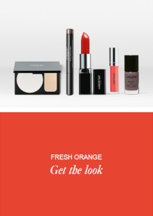 Friseur-Bonn-La-Biosthetique-Make-up-Collection-Spring-Summer-2019-Fresh-Orange
